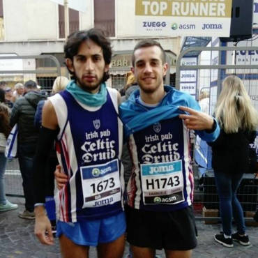 19 ottobre 2017 – Maratona di Verona
