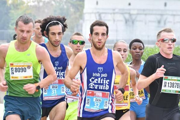 14 novembre 2018 – Maratona di Ravenna
